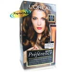 Loreal Preference Virginia 5.3 CHESTNUT BROWN Permanent Hair Colour Dye