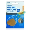 Profoot Soft Gel of Ball Foot Washable Fabric Cushions Pain Burning Relief