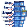 6x Signal Cavity Protection Toothpaste With Active Micro Calcium & Fluoride 75ml