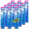 12x Wisdom Interspace Interdental Toothbrush Tooth Brush