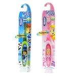 Wisdom Step By Step 6-8 Years Boys And Girls Soft Toothbrush