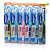6x Wisdom Individual Medium Head Toothbrush Family Pack