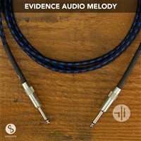 Sinasoid - Evidence Audio Melody Premium Instrument Cable