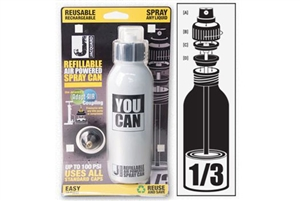 YouCAN Refillable Air Powered Spray Can Image
