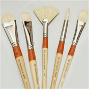 R+F Encaustic Brushes Image