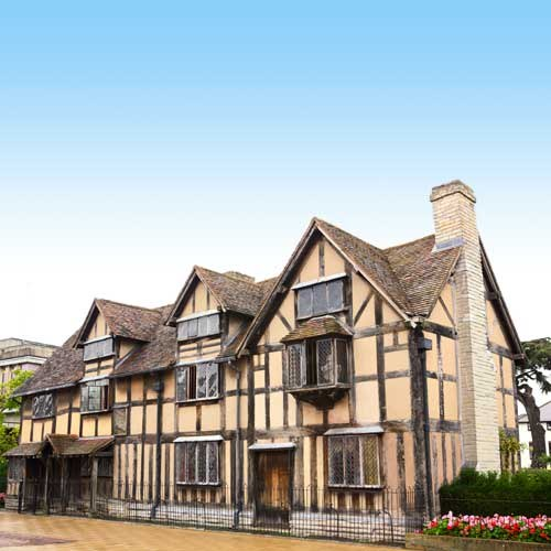 London Day Trip - Stratford Upon Avon
