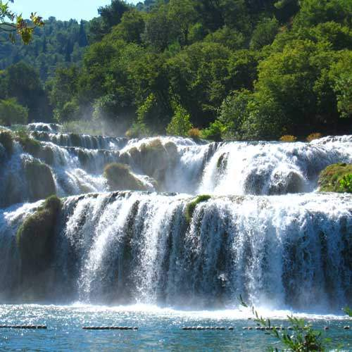 Sibenik Shore Excursions - Krka National Park