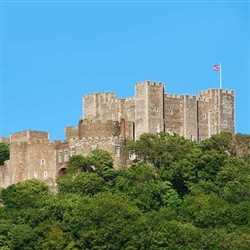 Shore Trips - Dover Castle with Dover to London Transfer