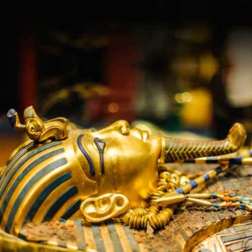 Port Said Shore Excursions - King Tut and the Great Pyramids