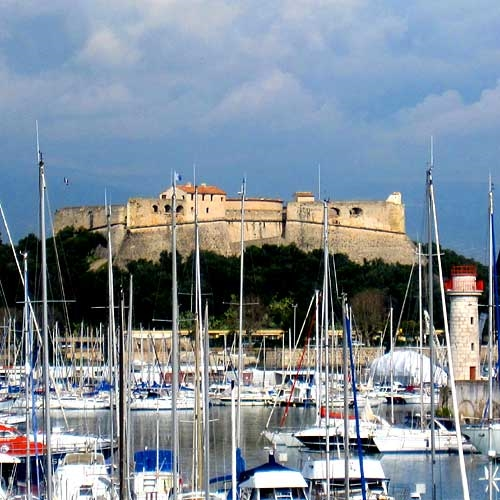 Cannes Cruise Tours - Antibes, St Paul de Vence, Mougins and Cannes