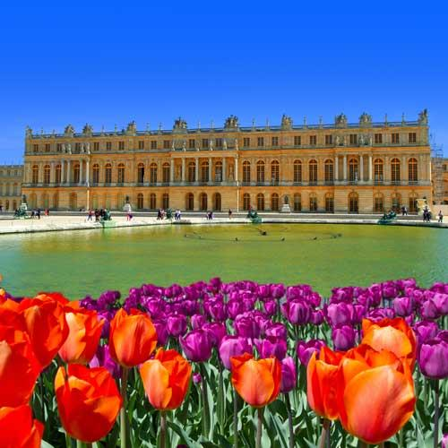 Le Havre Cruise Tours - Versailles Chateau and Gardens