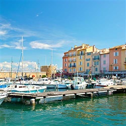 Toulon Cruise Tours - St. Tropez and Bormes les Mimosas