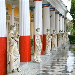 Corfu Shore Trip - The Palaces of Corfu