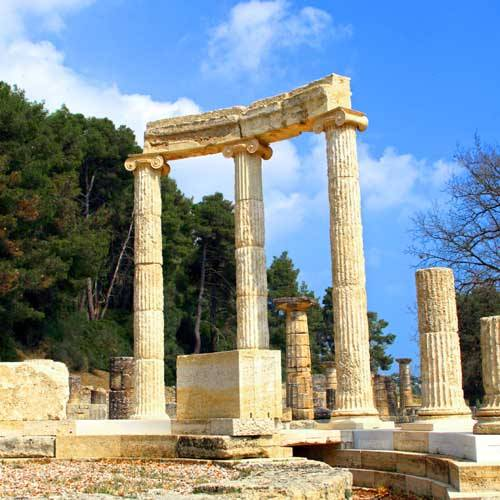 Katakolon Shore Excursions - Ancient Olympia