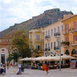 Nafplion Shore Excursion - Nafplion Walking Tour