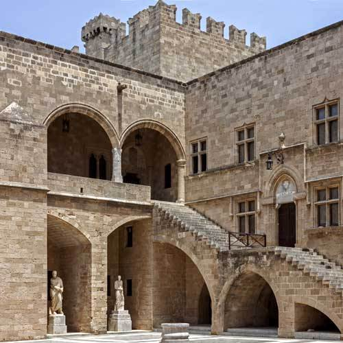 Rhodes Shore Excursion - Highlights of Rhodes Old Town