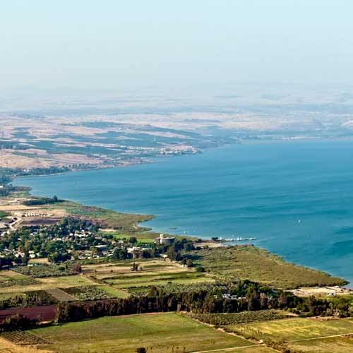 Haifa Cruise Tours - Nazareth, the Sea of Galilee and Capernaum