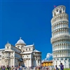 Lucca and Pisa - This tour visits the Tuscan towns of Lucca and Pisa which are both relatively close to Livorno