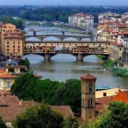 Florence on Your Own - This option is for those who want 100% free time while they are in Florence