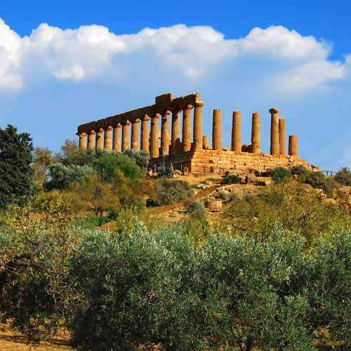Palermo Shore Trips - Agrigento and the Valley of the Temples