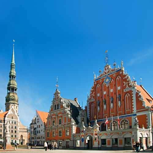 Riga Shore Excursions - Riga's Old Town and Open Air Museum