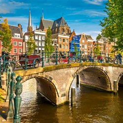 Amsterdam Cruise Tours - Amsterdam Walking Tour