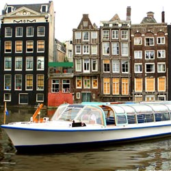 Shore Excursions - Highlights of Amsterdam