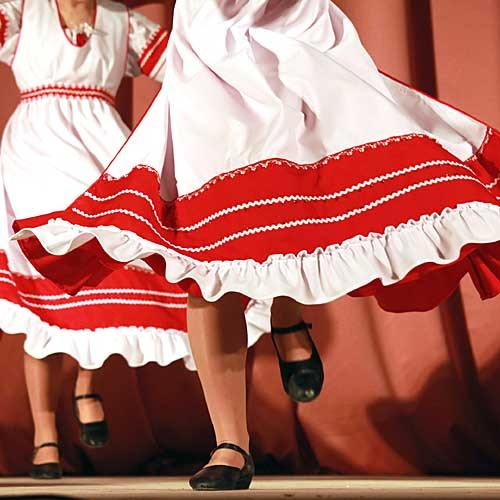 St. Petersburg Cruise Tours - Russian Folk Show