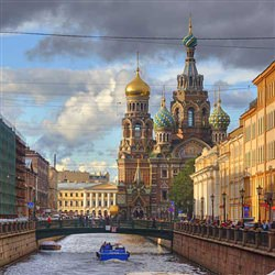 St. Petersburg Shore Excursions - Flexible St. Petersburg - 8 Hours