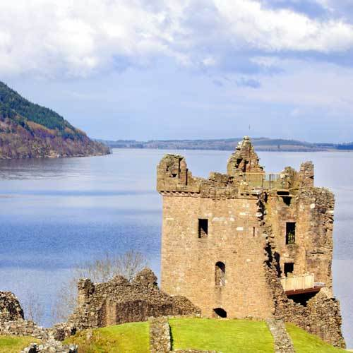 Shore Trips - Highlights of Loch Ness