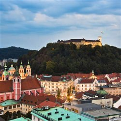 Koper Shore Excursions - The Secret Jewel of Ljubljana