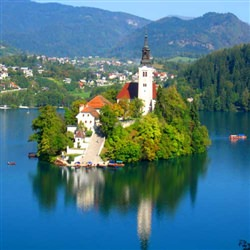 Koper Shore Trip - Magical Lake Bled and Charming Ljubljana