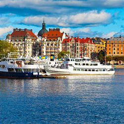 Nynashamn Shore Excursion - Best of Stockholm