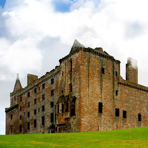 Leith Shore Trips - Stirling Castle and Linlithgow Palace