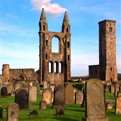 Rosyth Shore Excursions - Highlights of St. Andrews