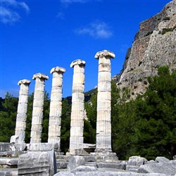Kusadasi Shore Excursions - Priene, Miletus and Didyma