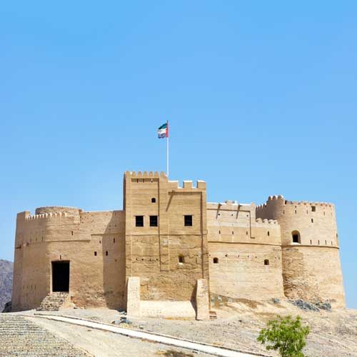 Fujairah Shore Trip - Fujairah's East Coast Highlights