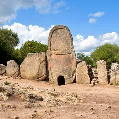 Olbia Cruise Tours - The Archeological Site of Arzachena