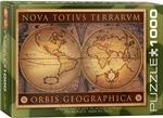 Antique World Orbis Geographica Puzzle