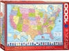 United States Map Puzzle