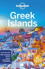 Greek Islands Lonely Planet