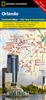 Orlando National Geographic Destination City Map