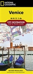 Venice National Geographic Destination City Map