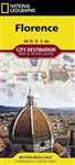Florence National Geographic Destination City Map