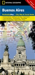 Buenos Aires National Geographic Destination City Map