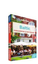 Baltic Phrasebook Lonely Planet