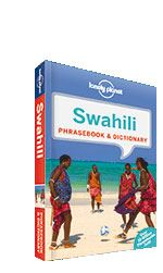 Swahili Phrasebook Lonely Planet