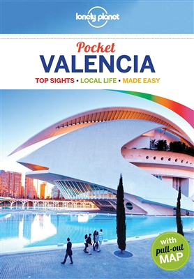 Pocket Valencia Lonely Planet