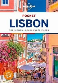 Lisbon Pocket Lonely Planet