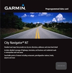Garmin MapSource City Navigator Spain and Portugal NT
